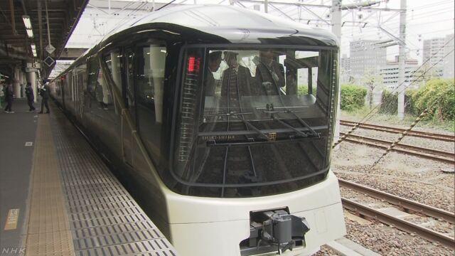 jr東日本が新しい豪華な列車を紹介する