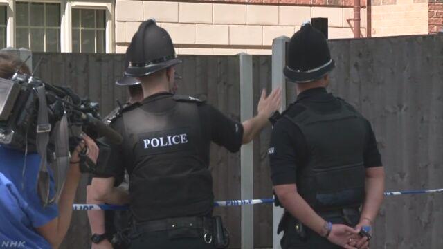 イギリスのコンサート会場の爆発「容疑者は22歳の男」