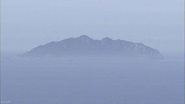 福岡県の沖ノ島などが7月に世界文化遺産になりそう