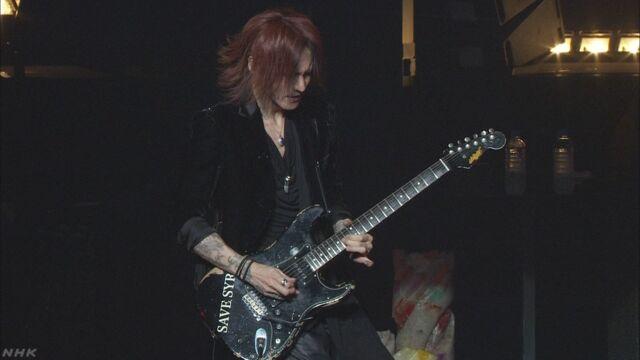 コンサートのギターに水素と酸素から作った電気を使う