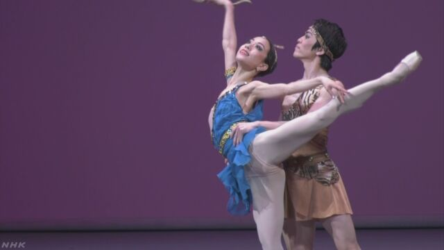 「モスクワ国際バレエコンクール」で日本人が1番になる
