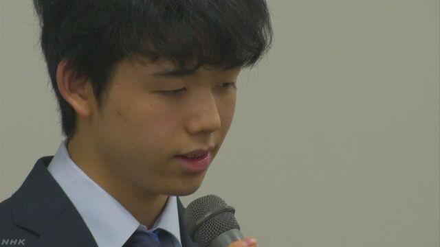 将棋の藤井さんが28回続けて勝つ 今までで最も多い記録
