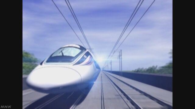 タイの新しい高速鉄道で日本の新幹線の技術を使う