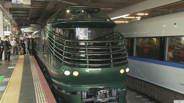 JR西日本 ホテルのような新しい寝台列車が走り始める