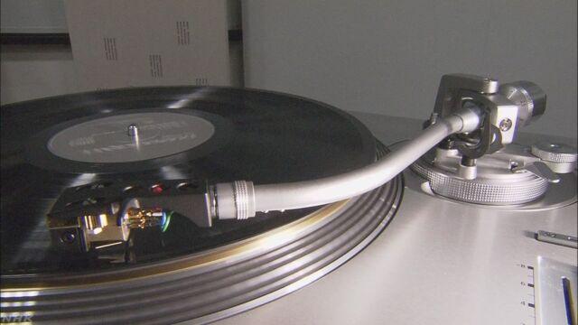 ソニー 人気が高くなっているレコードの生産をまた始める