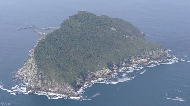 福岡県の沖ノ島など8つの遺跡全部が世界遺産になる
