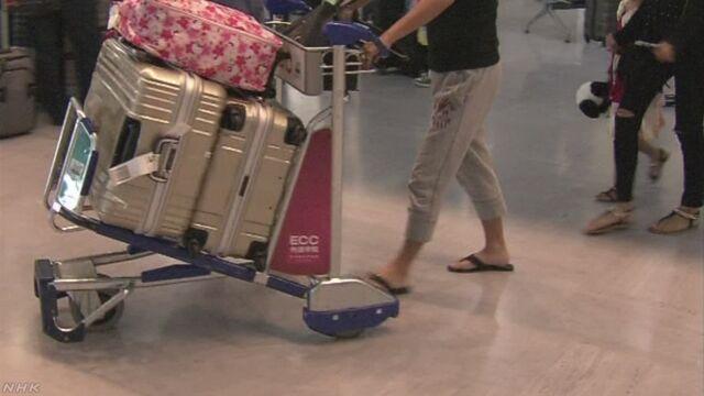 夏に旅行をする人が去年より多くなりそう