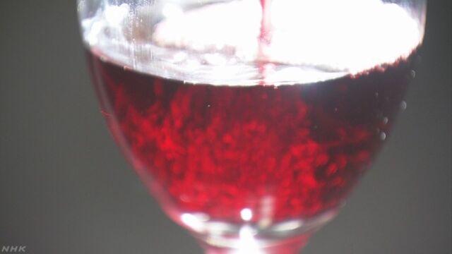 フランスのワイン 春に寒かったため生産が少なくなる