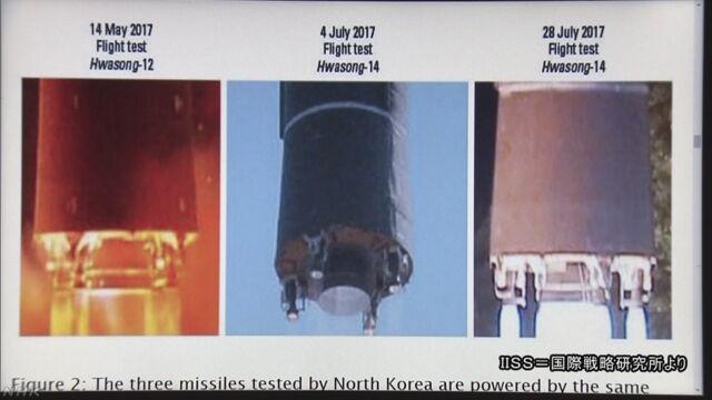 北朝鮮 ICBMのためにソビエトのエンジンを買った可能性
