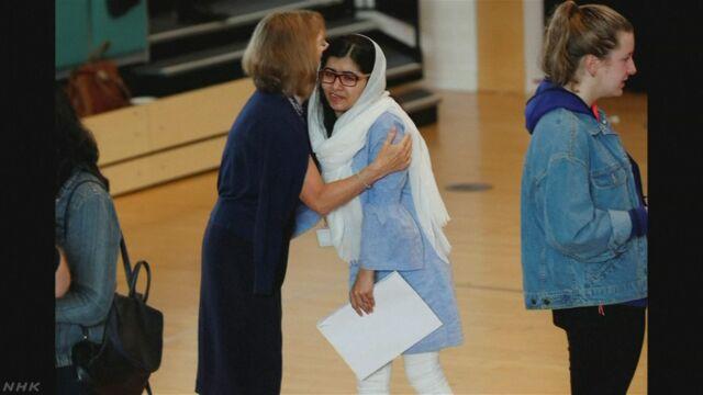 マララさん 今年の秋にオックスフォード大学に入学する