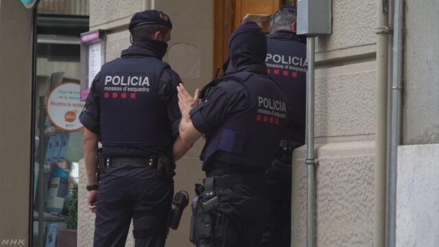 スペイン「2つのテロを起こしたのは同じグループ」