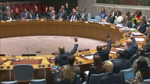 国連が北朝鮮への新しい制裁を決める