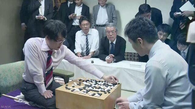 囲碁の井山裕太さんが2度目の7つのタイトル