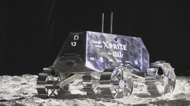 月面探査車「HAKUTO」インドで動作確認