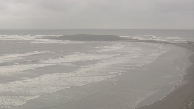 台風21号が日本に来る 強い雨や風に気をつけて