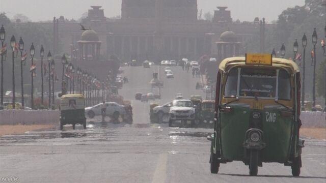 大気汚染など公害原因で約900万人が死亡 米英の専門家ら発表