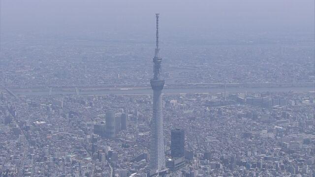 東京スカイツリーの複合施設 5年5か月で来場者2億人に