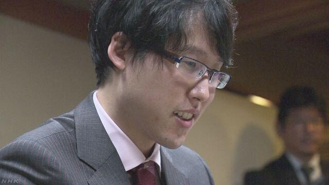 囲碁 井山七冠  世界最強の中国棋士に勝利
