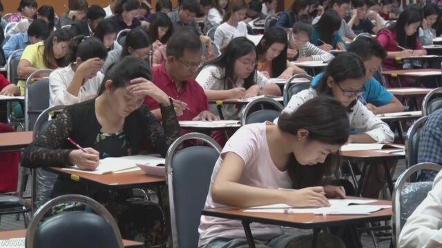 ミャンマーで日本語能力試験 1万人超が受験