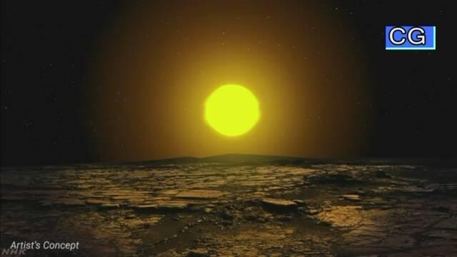 NASA グーグルのAIで未知の惑星を発見
