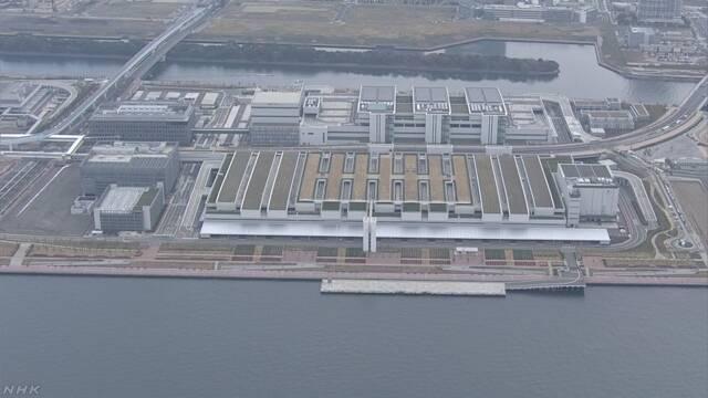 東京の豊洲市場 来年10月11日にオープンすると決まる