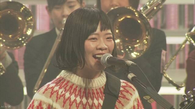 NHK紅白歌合戦の本番を前にリハーサル