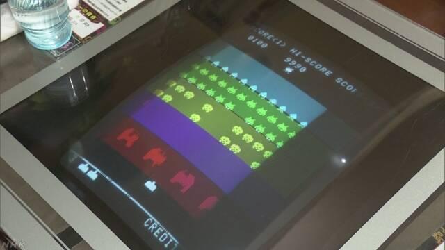 インベーダーゲーム誕生から40年 東京で記念イベント