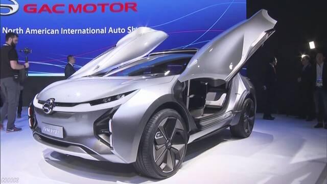 中国大手自動車メーカーが来年 米に本格進出へ