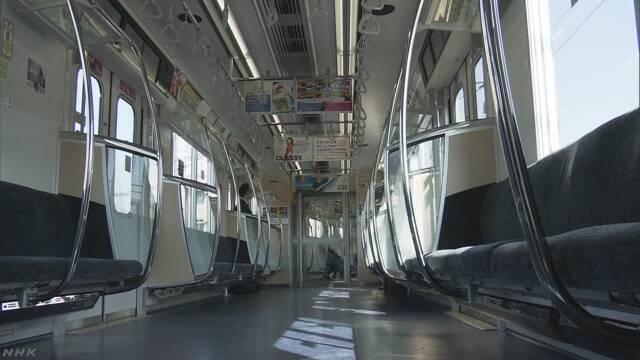 地下鉄の中で音楽をかける実験を始める