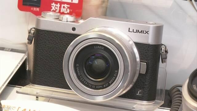 デジタルカメラが売れる きれいな写真をみんなに見せたい