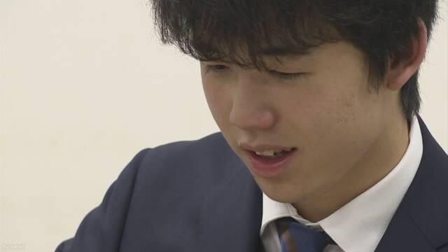 将棋の藤井聡太さんが中学生で初めて五段になる
