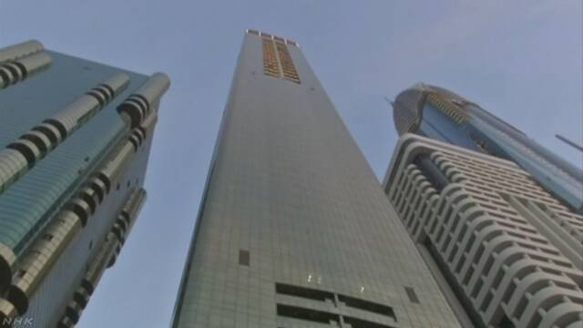 世界で最も高層でも宿泊費は1万円台のホテル ドバイ