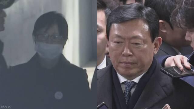 韓国 前の大統領の友達のチェ被告が懲役20年になる