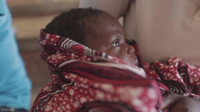 ユニセフ「赤ちゃんを助けるために協力してほしい」