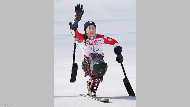 スキー 村岡選手が銀メダルと銅メダル 森井選手が銀メダル
