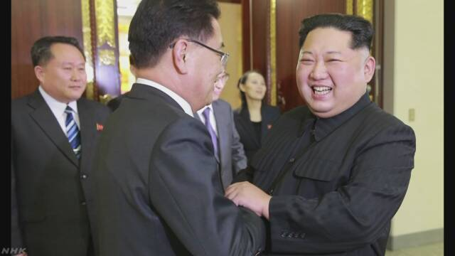 北朝鮮「満足いく合意」 韓国「結果あり失望させるものでない」