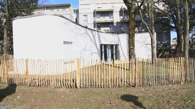 フランス 3Dプリンターを使って家を作る