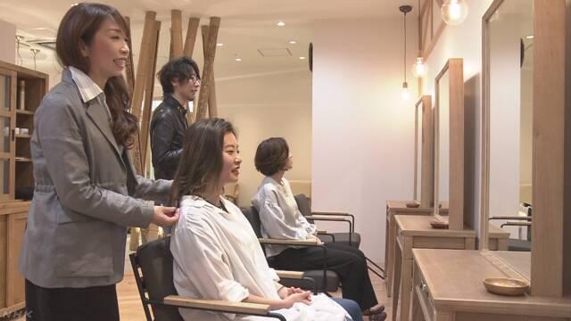 奈良市 英語やウルドゥー語ができる美容師がいる美容院
