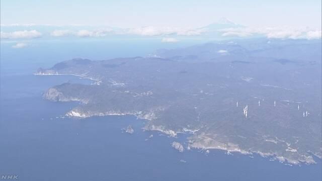静岡県 伊豆半島がユネスコの「世界ジオパーク」になる