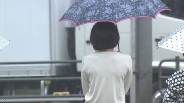 気象庁 5月から7月は暑くて梅雨には雨が多くなりそう