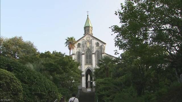 長崎県と熊本県のキリスト教の建物が世界遺産に決まりそう
