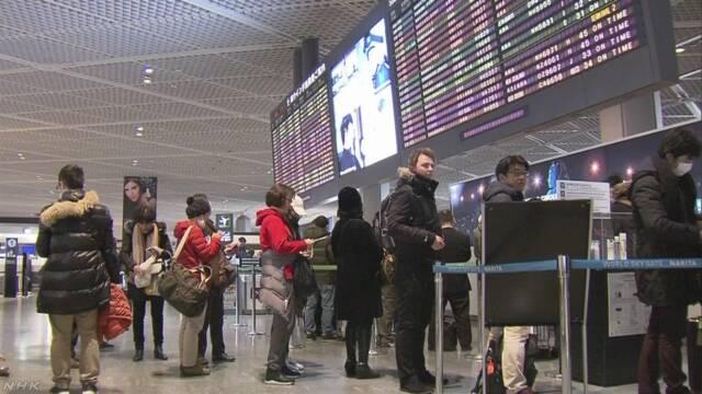 成田空港会社 外国人旅行者の買い物好調で過去最高益