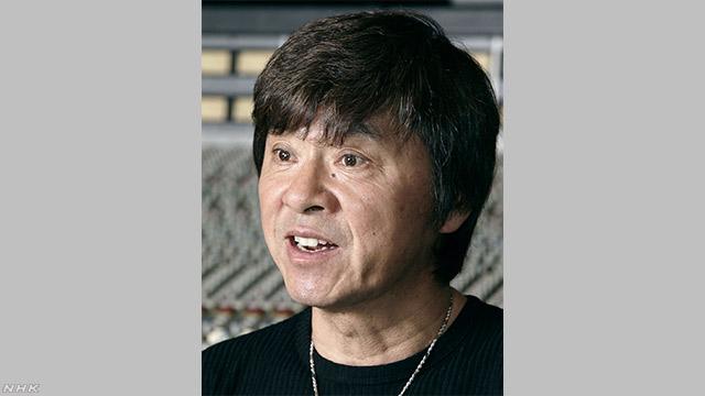 歌手の西城秀樹さんが63歳で亡くなる