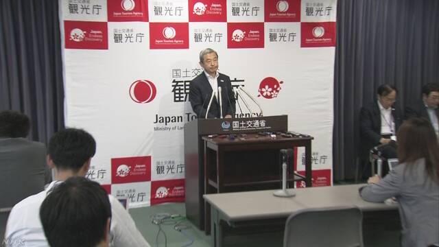 日本へ旅行に来た外国人が最も早く1000万人になる