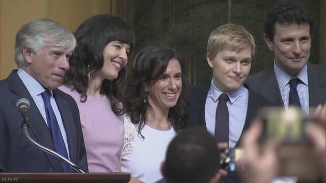 アメリカ ピュリツァー賞はセクハラを伝えたニュース