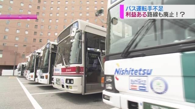 81%のバス会社は運転手が足りないと考えている