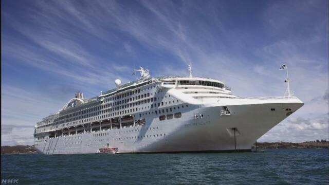 東京オリンピック 横浜の港で大きな船をホテルにする