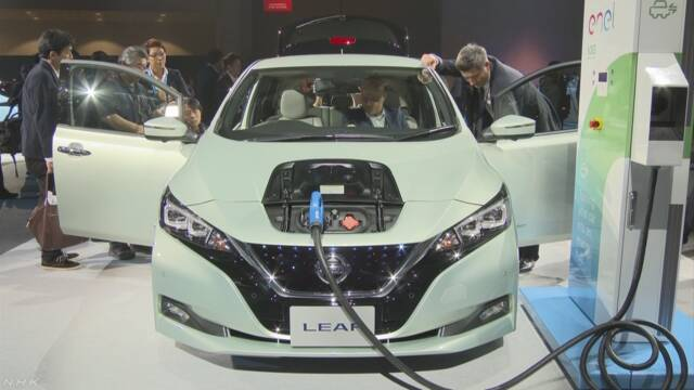 世界で売る日本の乗用車を2050年に全部「電動車」にする
