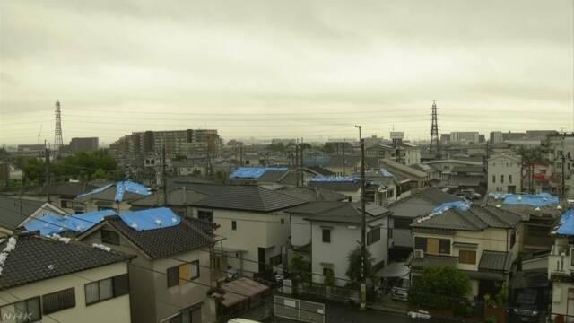 大阪北部地震から1か月 自治体が被災住宅に独自の支援策も