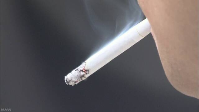 店や病院でたばこを吸うことを禁止する新しい法律ができる